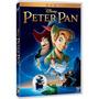 Dvd Peter Pan Disney (original Lacrado De Fábrica)