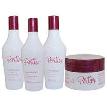 Portier Home Care Kit (4 Produtos)