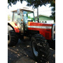 Trator Mf 680 4x4 Cabinado
