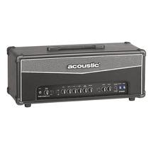 Acoustic Gt50h Cabeçote Valvulado 50w Tube Fernder Marshall
