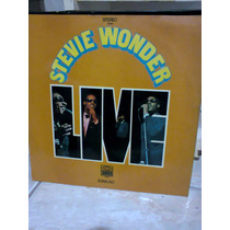 Lp Stevie Wonder Live
