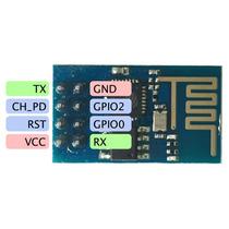 Módulo Rede Wifi Transceiver Esp8266 Serial Wireless Arduino