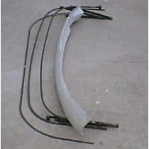 Armação De Capota Para Porsche Spyder 550 E Ou 356