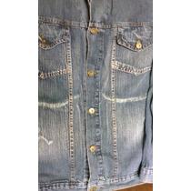 Jaqueta Jeans Em Excelente Estado
