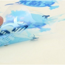 Papel Filme Adesivo Transparente A4 10 Folhas