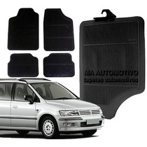 Tapete_borracha_mitsubishi Space Wagon 94 95 96 97 98 - 4pçs