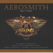 Cd Aerosmith Big Ones Original