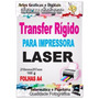 Papel Transfer Laser+culote+manta(soft Pad)+ Copo Long Drink