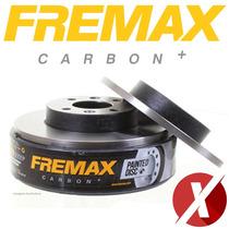 Fremax Bd4070 Disco Freio Traseiro Par Fiat Stilo 1.8 16v 8v