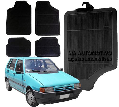 Tapete Borracha Fiat Uno 92 93 94 95 96 97 98 99 00 4p�s