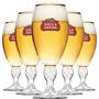 12 Cálice Taça Copo Stella Artois 250ml Cerveja+ Caixa+ Nota