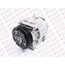 Compressor Scroll Fiat Palio Uno Fire Sc08c Denso Original