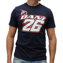 Camiseta Dani Pedrosa Dani 26 Marinho Gg(xl) Rs1