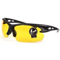 Óculos Visão Noturna Lente Esportiva Anti Reflexo V006
