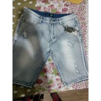 Short Jeans Dolce Gabbana Tam 48 Novo Ac Trocas