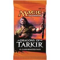 Magic The Gathering Uma Unidade Booster Dragões De Tarkir