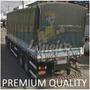 Lona Pvc Caminhão 6x2 Premium Vinil Impermeável Encerado