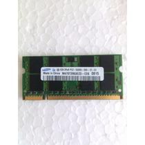 Memória Ram Original Hp Note Ddr2 1gb Pc2-5300s-555-12e