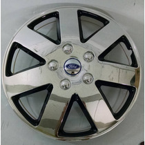 Calota Jogo Fiesta Hatch Sedan 2011 2012 Ford Aro 14 P872j