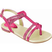 Pampili Sandália Infantil Feminina Princess Pink
