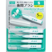 Escova Interdental S 1,0 Mm Higiene Bucal - (05 Unidades)