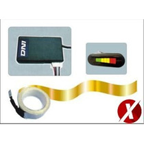 Sensor Estacionamento Eletromagnético Fita S/furo Parachoque