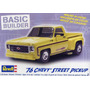 Kit Revell 1/25 Chevy Chevrolet Street Pickup Picape Ycq44
