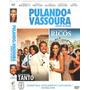 Dvd Pulando A Vassoura -original- D U B L A D O -usado