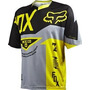 Camisa Fox Demo Free Ride Dh Amarela Tamanho M