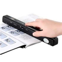 Scanner Portátil 900dpi Colorido Sem Fio A4 Alta Resolução