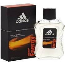 Adidas Deep Energy Colônia Desodorante 100ml