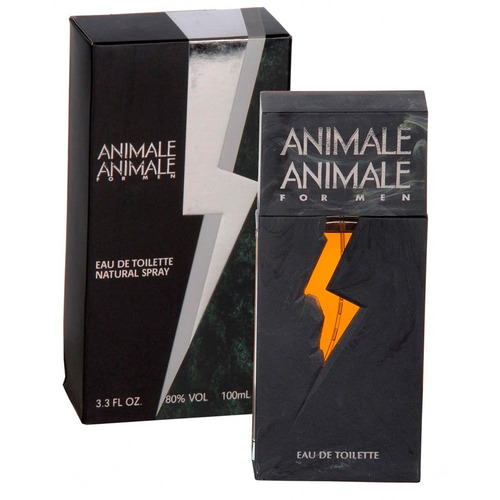 Animale Animale For Men Eau De Toilette Animale - 100ml
