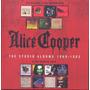 Cd Alice Cooper Studio Albums 1969-1983{import} Novo Lacrado