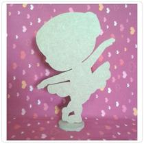 Kit 15 Bailarinas Infantil Mdf Lembrancinha Decoração Festa
