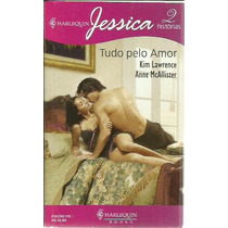 Livro Harlequin Jessica 2 Histórias Ed. 115
