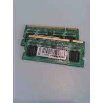 Pente De Memoria De 1 Gb Ddr2 / Notebook Intelbras