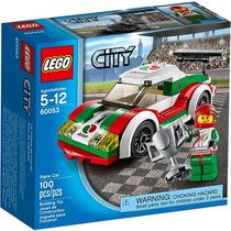 Lego City - Carro De Corrida (60053)