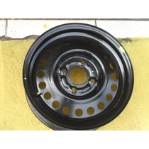 Roda Nissan Tiida Aro 15 De Ferro Original Valor 130
