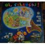 Lp Oi Crianças - Músicas Para Brincar E Aprender - C/encarte