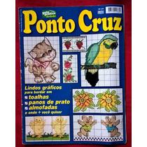 Revista Ponto Cruz Guia Pratico Bordados
