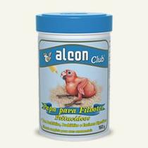 Papa Para Filhotes De Pássaros Psitacídeos 600g Alcon Club
