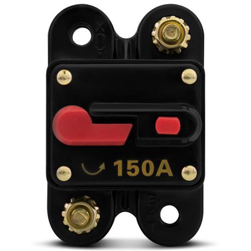 Disjuntor 150a Automotivo Techone Similar 60a 100a 120a 200a