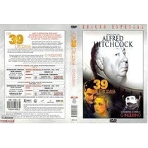 Dvd Os 39 Degraus Bonus - O Inquilino 2x1- Coleçao Hitchcock