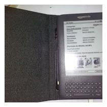 Amazon Kindle 3 Keyboard 4gb, Wi-fi + 3g Black 6in Digital E