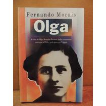 Livro A Vida De Olga Benario Prestes Fernando Morais