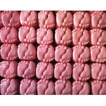 50 Mini Pezinhos De Sabonete