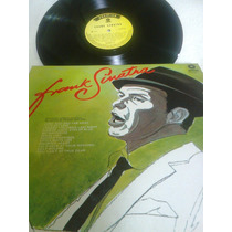 Vinil Lp ( Inicio Da Carreira De Frank Sinatra 1974) Raro