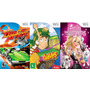 Combo Jogos Barbie Groom+hot Wheels Track+chaves Para Wii