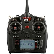 Radio Spektrum Dx7 Black Edition 7-ch Dsmx C/ Ar8000