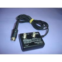Adaptador Rf Original Do Neo Geo Cd